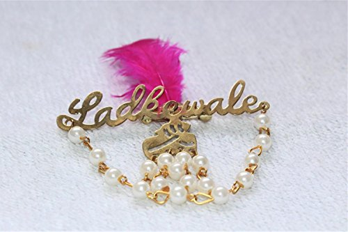 Lusha Ladkewale Brooch Pin (Gold) - Set of 10