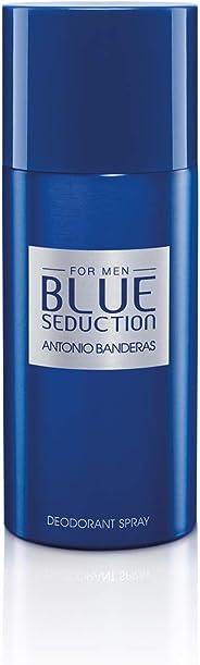 Antonio Banderas Blue Seduction Deodorant Spray For Men, 150ml