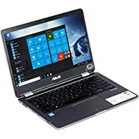 "Asus TP401MA-BZ024T PC Portable hybride tactile 14"" (Intel Pentium, 4 Go de RAM, EMMC 128 Go, Windows 10S) Clavier AZERTY Français"