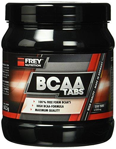 Frey Nutrition BCAA Tabs, 1er Pack (1 x 562.5 g)