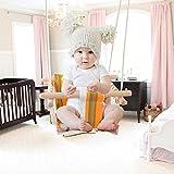 Kleinkind Schaukelsitz Infant Schaukel Stuhl Heavy-Duty Hängenden Seil Hängesessel Schaukel Sitz für Hof, Schlafzimmer, Terrasse, Veranda, Indoor, Outdoor