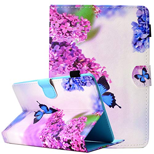 MYTHOLLOGY Universal 9-10 inch Tablet Case, Folio Cover with Stand and Card  Pocket Case for YELLYOUTH 10, Wecool 10 1, NeuTab N11 Plus - A11