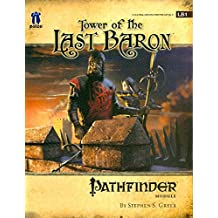 GameMastery Module: Tower Of The Last Baron
