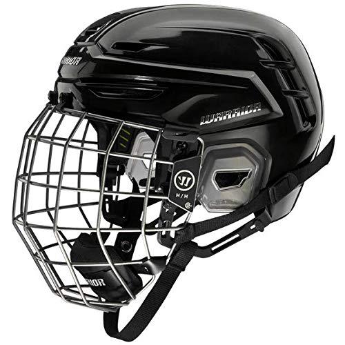 Warrior Helm Combo Alpha One Pro Senior, Größe:M, Farbe:Weiss -