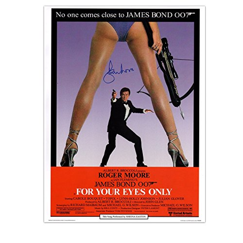roger-moore-signed-for-your-eyes-only-james-bond-film-poster
