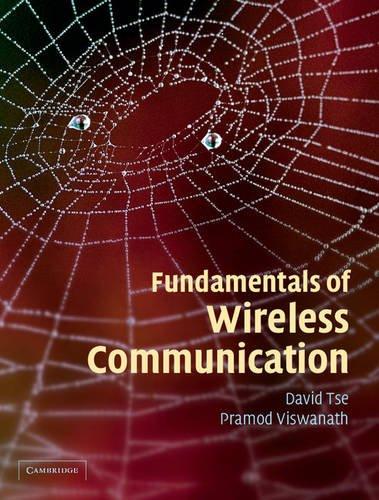 Fundamentals of Wireless Communication Hardback