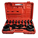 Heavy Duty Front Wheel Drive Car Bearing Removal Tool Set Kit FREE DELIVERY