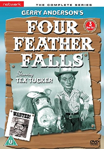 Four Feather Falls - The Complete Series [3 DVDs] [UK Import] Feather Serie