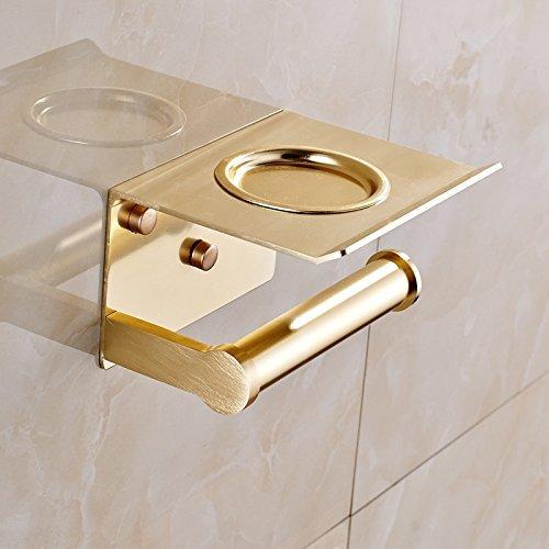 Toilet Paper Home Wandmontierter Kontinentaler Antikstil Multifunktionsart