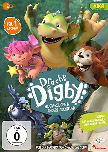 DVD 1: Flugversuche & andere Abenteuer