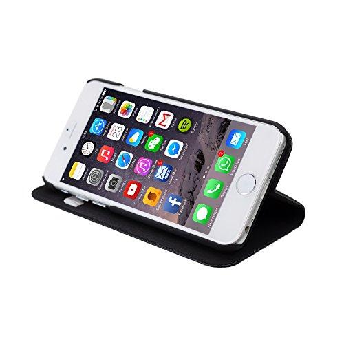 Adento étui de protection pour iPhone 6 marron