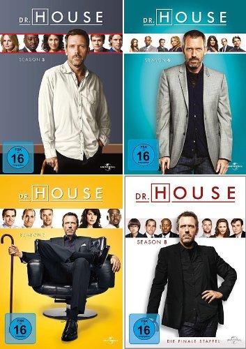 Season 5-8 (24 DVDs)
