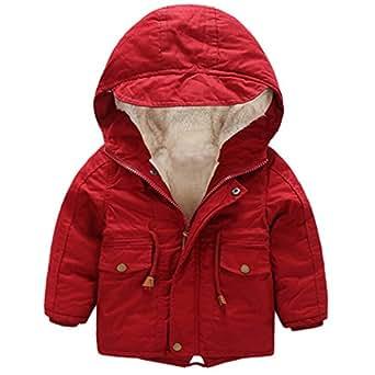 happy cherry manteau tout petit gar on hiver chaud coupe. Black Bedroom Furniture Sets. Home Design Ideas