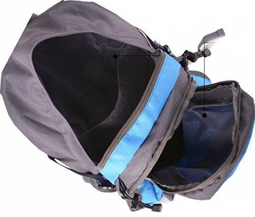 Bulage Pacchetto Grande Capacità Viaggiare Uomini E Donne All'aperto Alpinismo Computer Zaino Spalle Esercizio Fisico Tempo Libero Blue
