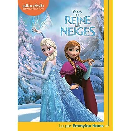 La Reine des Neiges: Livre audio 1CD MP3