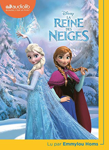 La Reine des Neiges: Livre audio 1CD MP3 par Walt Disney