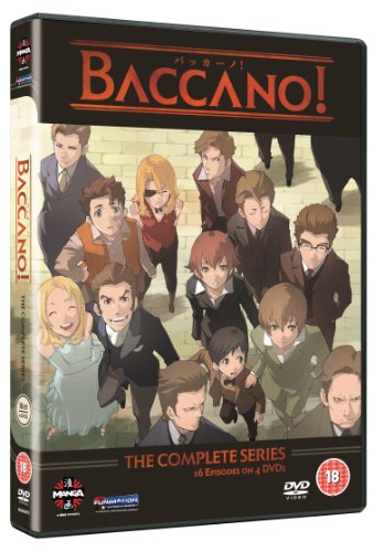 Baccano! the Complete Collecti