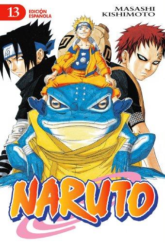 Naruto nº 13/72 (EDT) por Masashi Kishimoto