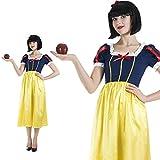 Märchen Prinzessin Snow White Größe XL Damen Karneval 50044