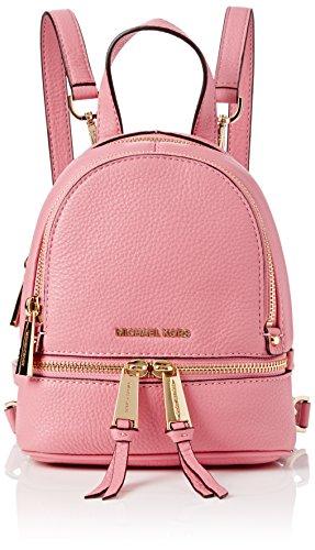Michael Kors  Rhea Zip, Sacs portés main femme - rose - Pink (Misty Rose),