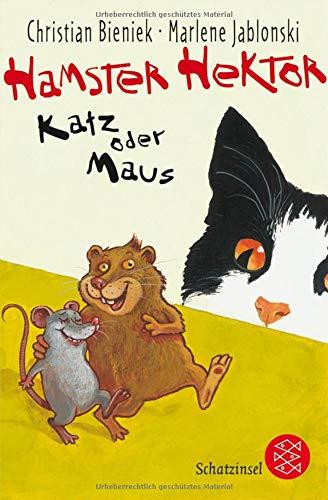 Hamster Hektor - Katz oder Maus - Käfig Super Hamster