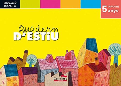 Quadern D'Estiu P-5 (Cuadernos de verano) - 9788482875668