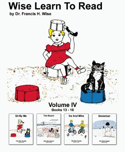 4: Wise Learn To Read: Books 13 - 16: Volume 4
