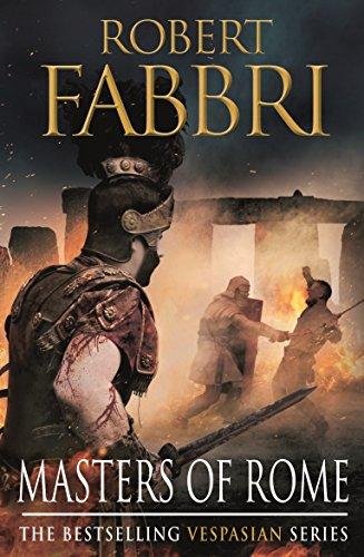 Masters of Rome (Vespasian Series Book 5) by Robert Fabbri