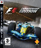 Formula One Championship Edition (PS3) [import anglais]