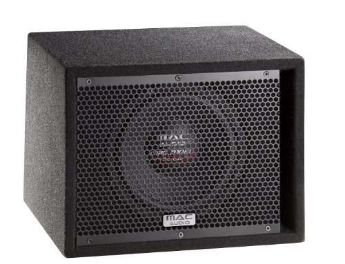 Mac Audio Mac Mobil Street 108 A-Aktiver Kompakt Subwoofer mit Digitalverstärker