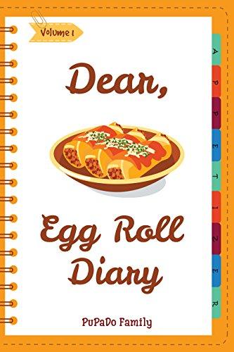 Dear, Egg Roll Diary [Volume 1] (English Edition)