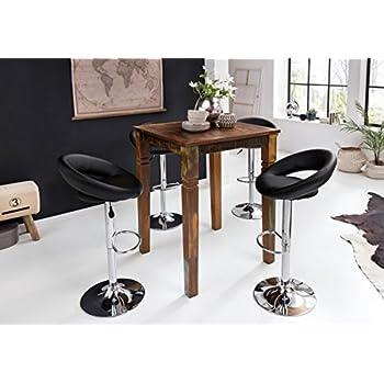 bartisch stehtisch bartresen vigando sonoma eiche mit stauraum und flaschenhalterung. Black Bedroom Furniture Sets. Home Design Ideas