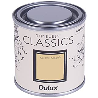 Timeless Classics Matt Emulsion 125ml Caramel Cream