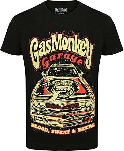 gas-monkey-garage-t-shirt-camaro-noir-l-connu-dapres-fast-n-loud