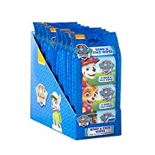 Jellyworks Paw Patrol Hand & Face Wipes Triple Packs - 1100 Gr