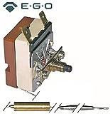 EGO Sicherheitsthermostat 55.13525.010 passend für Electrolux, MKN, Juno-Röder-Senking max. Temperatur 178°C 1-polig x 91mm 16A