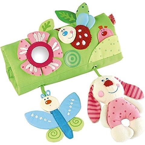 Haba - Juguete para capazo de bebé, diseño de flores