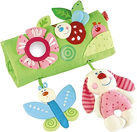 HABA Mobile for Infant Seat Flower Friends