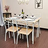 Kitchen Table Wood Dining Room Sets Table Dinner - Best Reviews Guide