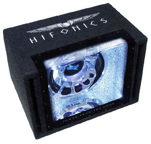 Hifonics BX 12 BP Auto-Lautsprecher (12 Auto Subwoofer)