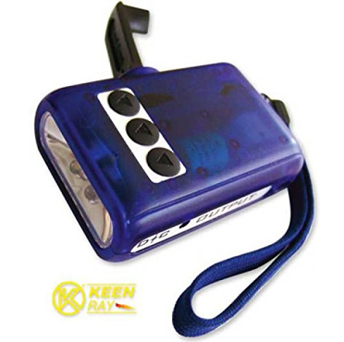 quality design 770a4 81ec6 Keen BLU-Ray TORCIA Dinamo TORCIA Dinamo, PU & # x2022; Essere usata Come  Alimentatore per ricaricare Le batería