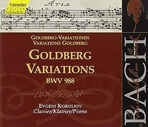 Edition Bachakademie Vol. 112 (Goldberg-Variationen)