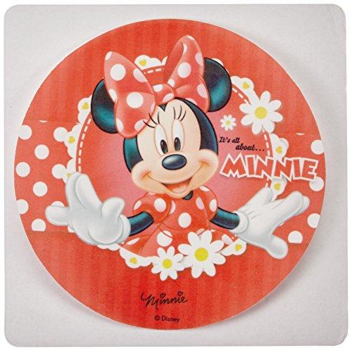 Cake Company Minnie Maus mit Herz Esspapieraufleger 2er Pack (2 x 29 g)