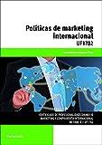 Best La venta de libros Aprendizaje - Políticas de marketing internacional (Cp - Certificado Profesionalidad) Review
