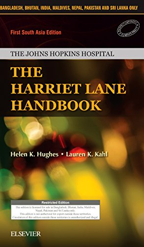 The Harriet Lane Handbook: First South Asia Edition