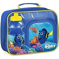 Walt Disney Findet Dorie, Dory, Nemo (101944) Pausen-Set, Picknick Set, Pausenbox, Brotbox und Trinkflasche, 3-teilig preisvergleich bei kinderzimmerdekopreise.eu