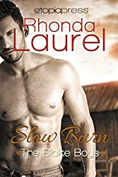 Slow Burn (The Blake Boys Book 7) (English Edition)