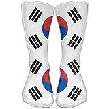 Bag hat Unisex Flag Of South Korea Socks Over The Knee 20-30mmHg Graduated Compression Best For Medical Nursing Casuel Hiking Travel & Flight Beautiful Present