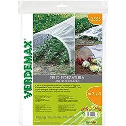 Verdemax 2555Serre Micro perforé 2x 5m Film PE