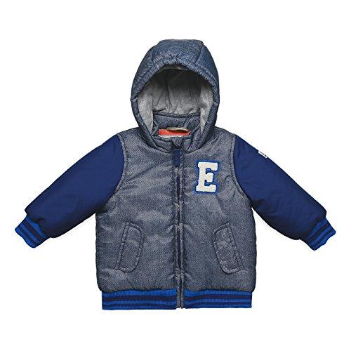 ESPRIT Baby-Jungen Jacke RK42002, Blau (Deep Indigo 491), 92 (Baby Kinder Jacke)